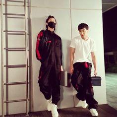 SUPER JUNIOR | Kim Heechul/Heenim and Park Jungsoo/Leeteuk