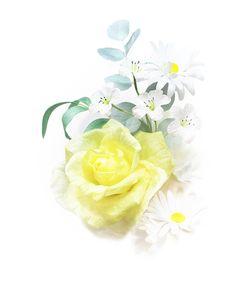 Studio Laura Sylvia – Kauneimmat koristeet kakkuihin ja muihin juhlapöydän tarjottaviin Wafer Paper Flowers, Cake Decorating, Fruit, Studio, Study