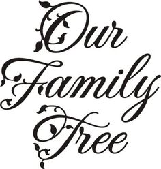 family tree vinyl wall decal - Google Search