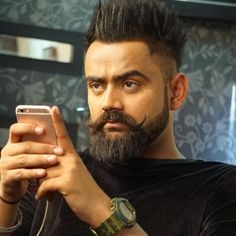 Beard Styles Names, Parmish Verma Beard, Bridal Poses, Freedom Fighters, Music Icon, Hollywood Celebrities, News Songs, Bearded Men, Lawyer