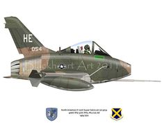 Okay here is my first This one from the TFS, TFW, based at Phu Cat AB Vietnam. These birds provided close air support for troops and downed pilots during the conflict. Airplane Humor, Airplane Art, Aviation Humor, Aviation Art, Planes Characters, Cartoon Plane, Pilot Humor, Close Air Support, Aircraft Design