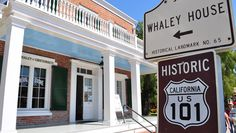 The Whaley House only 1 of 2 places officially declared haunted by the government with 1,000's of pics pouring in every day