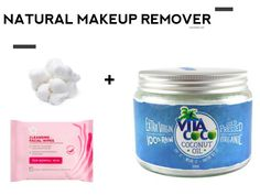 Ever wondered other alternatives when you  run out of baby wipes, makeup wipes or another thing you use to take off makeup? well not to worry, in a minute you'll get to see other options which are probably lying around the house that can substitute. https://titiajblog.wordpress.com/2016/06/19/natural-makeup-remover/