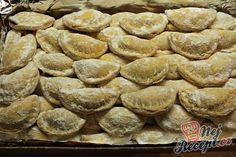 Mušličky jako vánoční cukroví Cake Recipes, Snack Recipes, Snacks, Chips, Cookies, Desserts, Tvar, Food, Anna