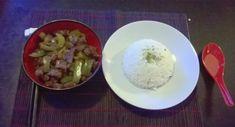 Wok de boeuf aux poivrons et oignons : Recette de Wok de boeuf aux poivrons et oignons - Marmiton