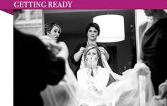 Wedding Timeline - Day of Wedding Schedule | Wedding Planning, Ideas & Etiquette | Bridal Guide Magazine