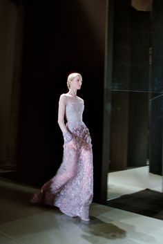 Scenes from the spring 2013 couture photo diary of Schohaja