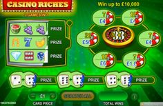 Casino Riches Scratch Cards Review | Excellent Online Slots and Casinos South Africa