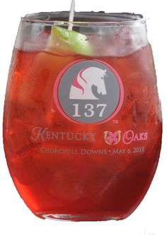 The Oaks Lily® ingredients include:   1 oz. Vodka  1 oz. Sweet and Sour Mix  3 oz. Cranberry Juice  Splash of Triple Sec