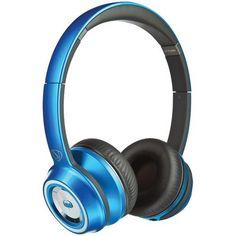 NTUNE HD HDPHNS BLUE