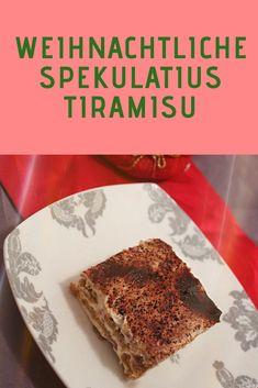 Das gute an Tiramisu: Man kann sie in allen Varianten genießen. So gibt es auch eine weihnachtliche Tiramisu mit Spekulatius. Lecker und in unter 30 Minuten gemacht. Banana Bread, Snake, Desserts, Car, Blog, Life, Fashion, Fried Apples, Xmas