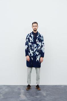 soeの2016年春夏コレクション発売 - ブリーチデニムを使用したワークコート&スラックス | ニュース - ファッションプレス