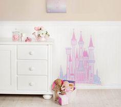 The Disney Princess Nursery ~ Bedding & Decor To Transform Your Baby's Nursery | Disney Baby