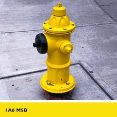 # 3 | Theme: Colorful Walk #hydrant #yellow #color #colorful