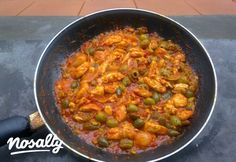 Ratatouille, Chili, Curry, Food And Drink, Meat, Chicken, Ethnic Recipes, Curries, Chile