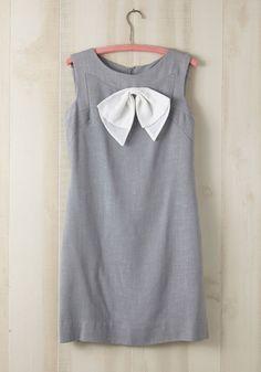 Vintage A Classic Keynote Dress in Plus Size   Mod Retro Vintage Vintage Clothes   ModCloth.com