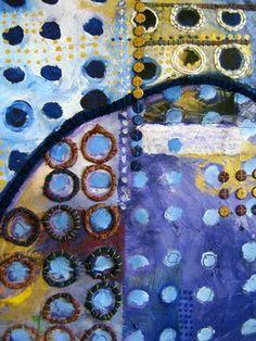 fibers artist - Judy Martin