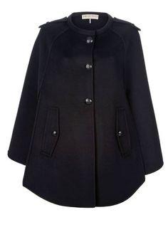 Emilio Pucci Single Breasted Cape, farfetch.com - Elle Pre-Fall 2013 Fashion Trend Report