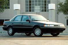1990-92 Mazda 626 | Consumer Guide Auto