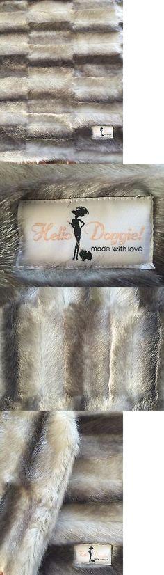 Blankets 116377: Silver Wolf 20 X 20 Luxury Fur Blanket Carrier Mat Sleep Nap Hello Doggie -> BUY IT NOW ONLY: $59.25 on eBay!