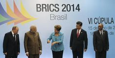 BRICS set up $100 bank/currency reserve to counter US (notice it's denominated in ...dollars!)
