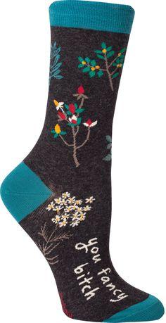Men's Socks Creative Funny Couples Tablewear Fork Spoon Cartoon Long Socks Novelty Women Men Cotton Crew Sock