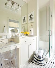 <p>A spin of the color wheel takes a spacious new farmhouse to its happy place</p>