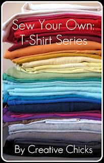 Sewing t-shirt tips