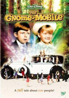The Gnome-Mobile / DVD) Walter Brennan, Matthew Garber, Karen Dotrice, Richard Deacon, Tom Lowell Disney Movie Posters, Disney Films, Disney Memes, Family Movie Night, Family Movies, Old Movies, Great Movies, Awesome Movies, Irish Movies