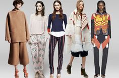 Your Pre-Fall 2014 Roundup, Volume 1