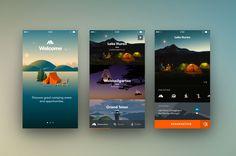 Camping #App