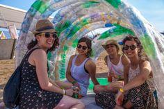 Festival Reciclable Bellastock de Chile 2013