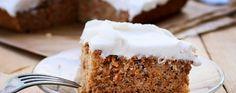 Bijna gezonde carrotcake