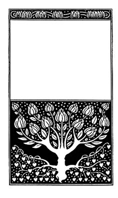 Cover Design for 'The Woman Who Didn't' by Aubrey Beardsley