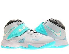 Nike Soldier 7 (GS) Boys Basketball Shoes 599818-402