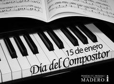 15 de enero del 2015 - Día del Compositor.
