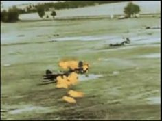 WWll 1st of september 1939 Invasion of Poland in colour - YouTube