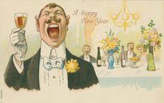 Немного праздника и тепла: Рождество и Новый год на старинных открытках - Культура - О культуре на сайте ИЛЬ ДЕ БОТЭ