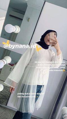 Stylish Hijab, Casual Hijab Outfit, Ootd Hijab, Ootd Poses, Airport Fashion Kpop, Model Kebaya, Simple Hijab, Hijab Fashion Inspiration, Workwear Fashion