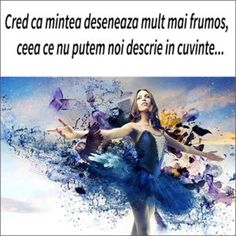 """Să crezi? nu ai nevoie de nimic, Cu atât mai mult, să crezi în tine! Tu poți fi visul dintr-un gând, Iar gândul tău vis o să fie! Să vrei? depinde și ce ceri? Ca uneori se mai întâmplă, Ca tu în gândul cel de ieri, Să fi avut altă dorință! Să ai? depinde ce-ti dorești? Și """"mintea"""" poate să înțeleagă?! Și dacă vrei să """"construiești"""", Din firimituri, nu o să-ți iasă!"""
