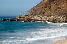 Malibu Coast Line