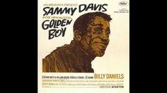 "Sammy Davis Jr - ""Golden Boy - Original Broadway Cast"" Capitol L.P. STAO..."