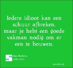 Quotes - Zo is het o