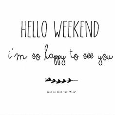 It's been a long long week and I for one am happy to see the weekend is here! I plan on getting caught up on orders and on Outlander the weekend what are your plans? You Re Everything, Hello Weekend, Rest And Relaxation, Happy Friday, Outlander, How To Plan, Words, Instagram Posts, Amen
