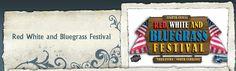 Red White and Bluegrass Festival  Morganton NC