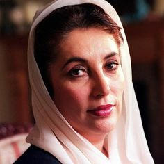 Benazir Bhutto Assassinated while serving as the first woman PM of Pakistan. Great Women, Amazing Women, Live Today, Girls Rules, Women In History, Famous Women, Powerful Women, Change The World, Women Empowerment