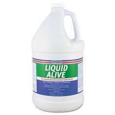 Dymon LIQUID ALIVE Enzyme Producing Bacteria at WWW.SHOPLET.COM!