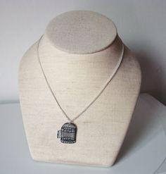 Birdcage Necklace £4.50