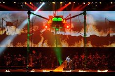 Jeff Wayne's Musical Version of The War of The Worlds – Alive On Stage! The New Generation | Reviews | Screen