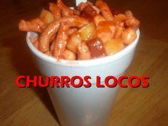 CHURROS LOCOS botana receta- Complaciendo Paladares - YouTube